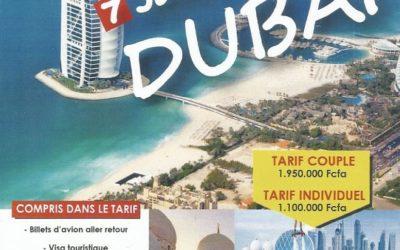 Spécial séjour à DUBAI: 7 jours de rêve