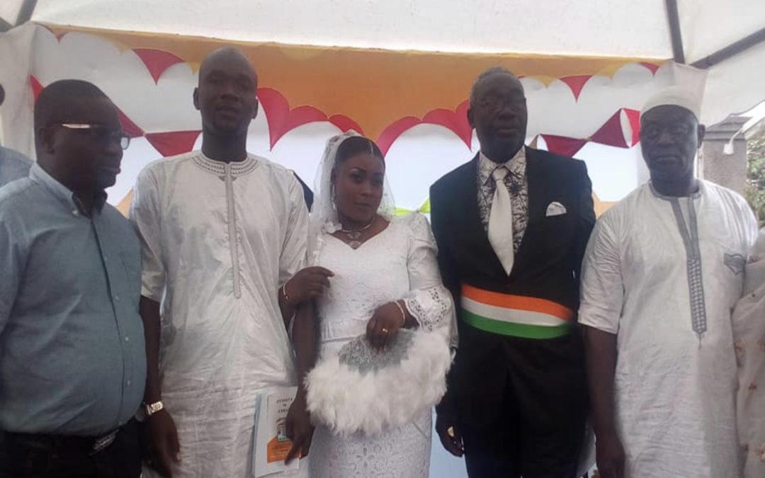 MAIRIE D' ATTECOUBE : PIECES A FOURNIR POUR CONSTITUER UN DOSSIER DE MARIAGE