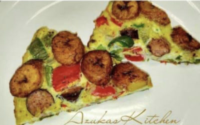 RECETTE: La pizza d'Alloco ( tellement délicieux !)