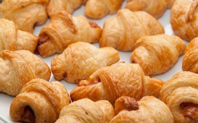 RECETTES: Minis croissants