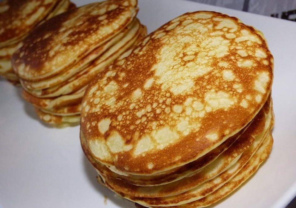 #RECETTES : Pancakes fait maison