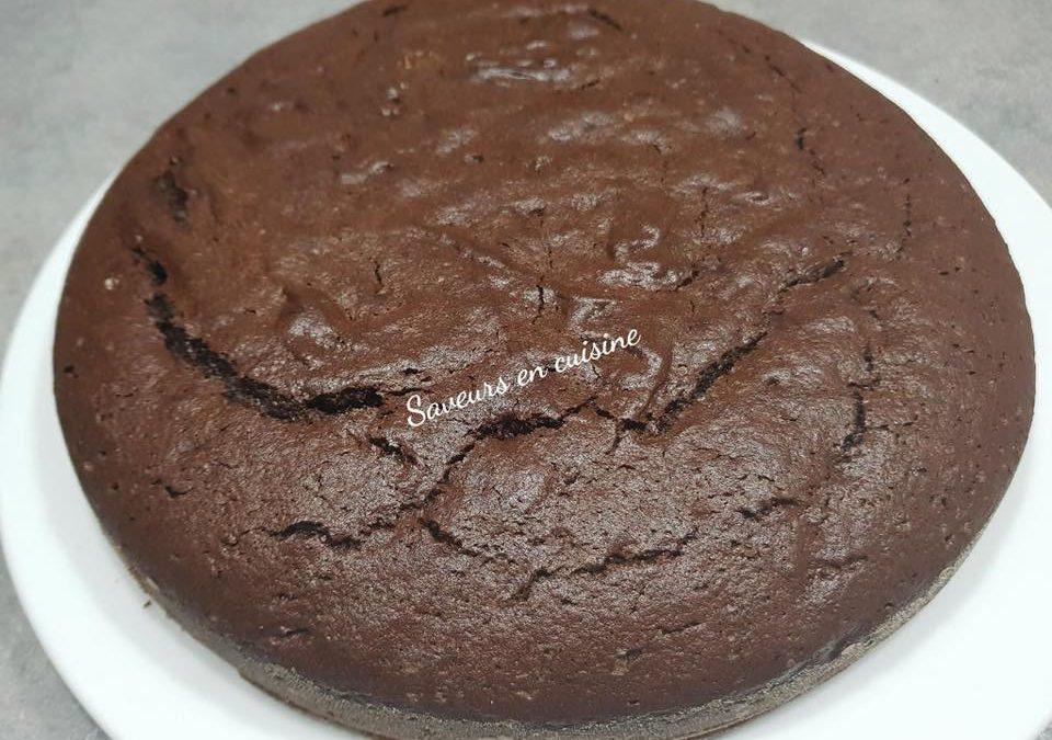 RECETTE : Gâteau au chocolat moelleux