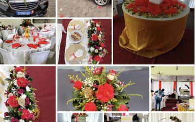 TOP MARIAGE organise sa 7e Session de FORMATION PRATIQUE EN DECORATION ÉVÉNEMENTIELLE