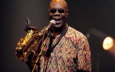 Le chanteur camerounais Manu Dibango est mort ce matin à l'âge de 86 ans, des suites du Covid-19 vient d'annoncer sa famille