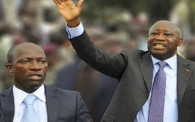 CPI: LAURENT GBAGBO et BLE GOUDÉ peuvent désormais se déplacer dans tout état membre. Les limites géographiques plus une contrainte