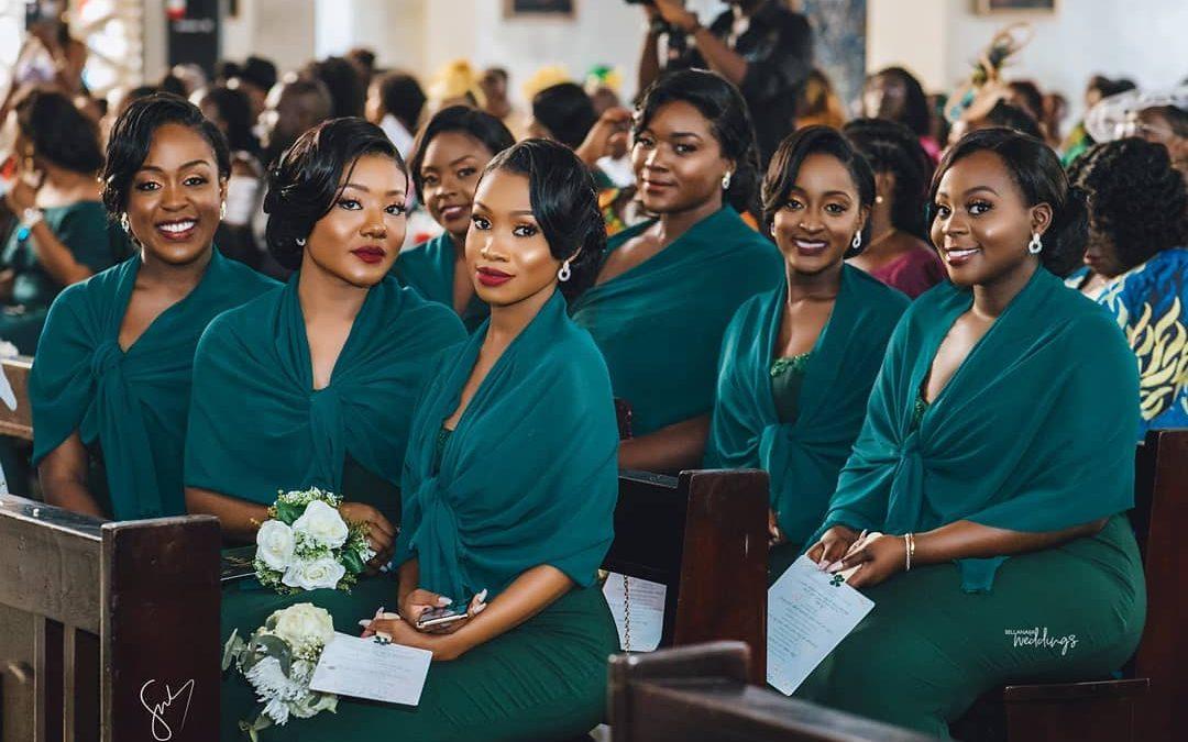 Comment bien choisir de parfaites robes de demoiselles d'honneur ?
