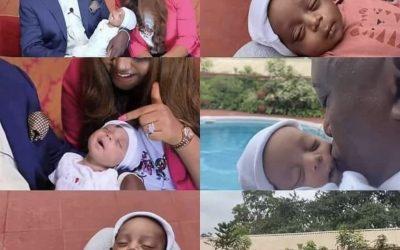Regina Daniel et son mari le milliardaire parlent de leur tout nouveau bébé ( voir la vidéo)